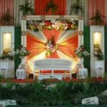 dekorasi model matahari