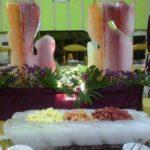 ice carving buah iris maheswari yogyakarta