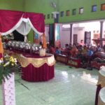 buffet dan gamelan