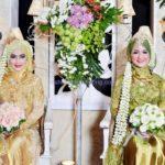 rias pengantin muslimah