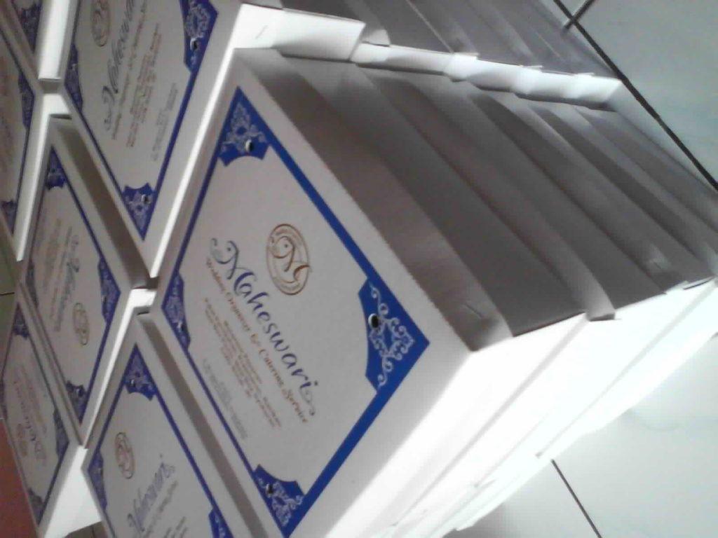 kotak box maheswari catering 2