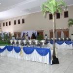 menu-prasmanan-maheswari-catering-yogyakarta-tema-biru-putih