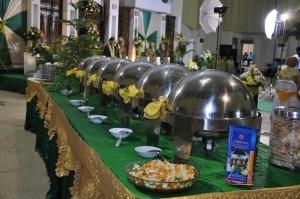 menu-prasmanan-maheswari-catering-yogyakarta-tema-hijau