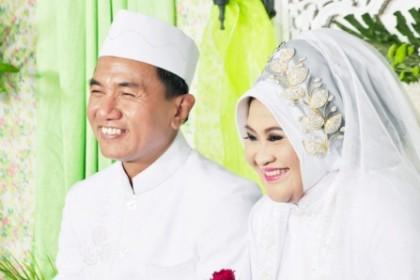 pernikahan di Klaten Jawa Tengah