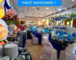 paket 1 catering pernikahan jogja oleh maheswari