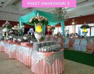 paket 2 catering pernikahan jogja oleh maheswari