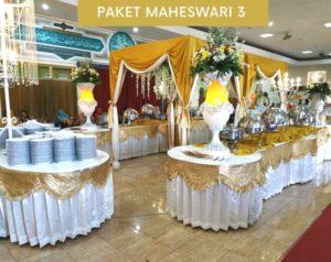 paket 3 catering pernikahan jogja oleh maheswari